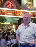 Frank Nardone in China